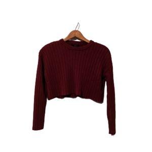 Bundle Sale - Forever 21 Crop Top Sweater